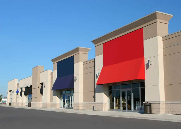 appraising small shopping centers