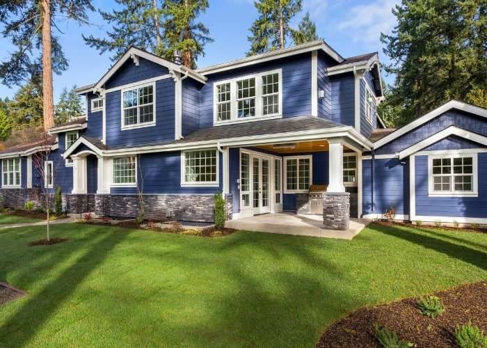 beautiful large family home