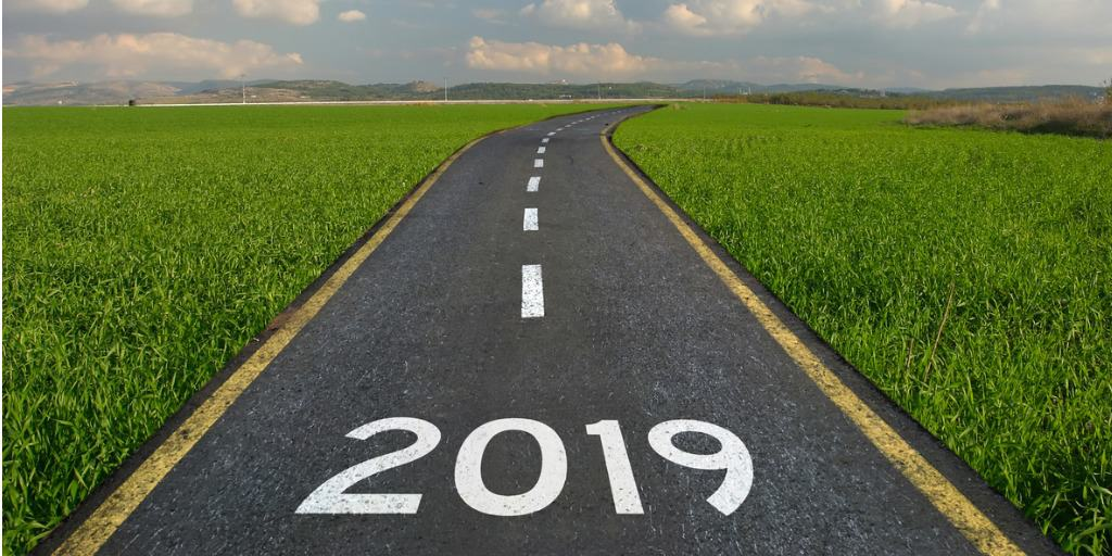 2019 paved road