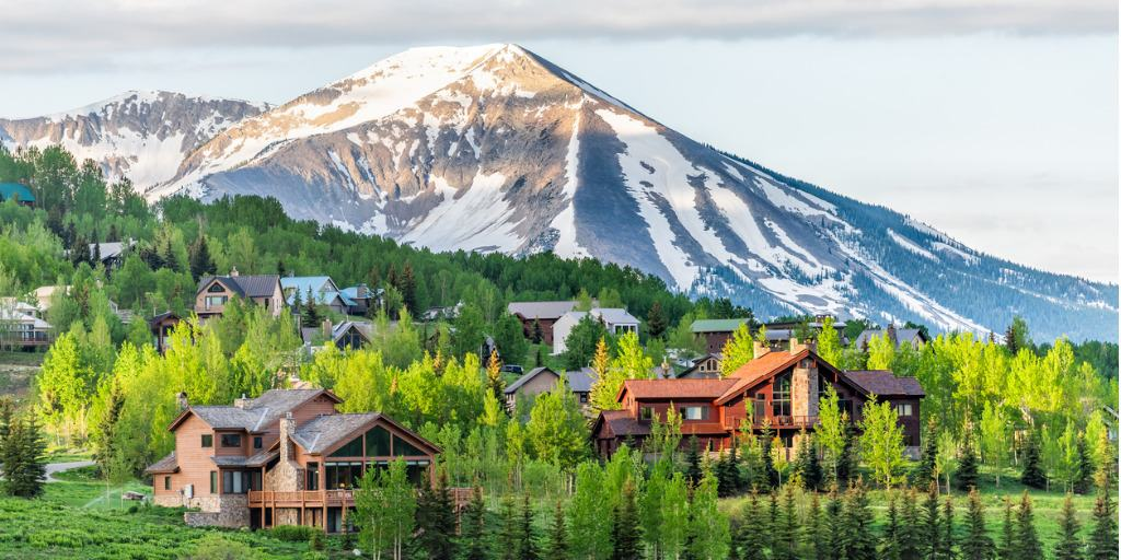 luxury homes in colorado mountains