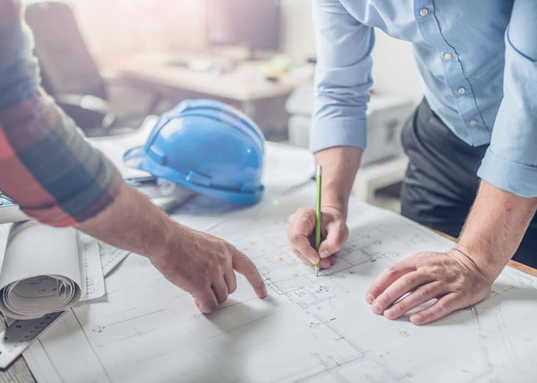 When appraising proposed new luxury homes, it's helpful to meet with the builder